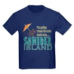 Sanibel Rat Race - Kids Dark T-Shirt