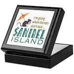 Sanibel Rat Race - Keepsake Box