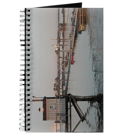 Serene Wharf Journal