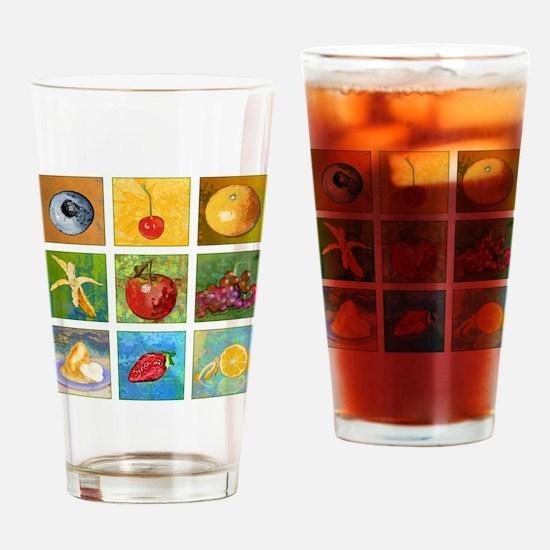 Fruit Drinking Glass