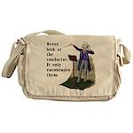 Conductor Messenger Bag