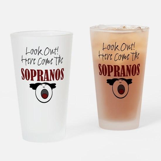 Soprano Drinking Glass