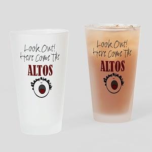 Alto Drinking Glass
