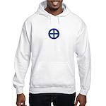Mixer Music Earth Symbol Hooded Sweatshirt