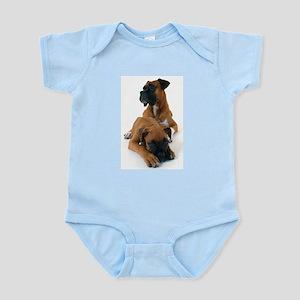 Boxers 2 Infant Bodysuit