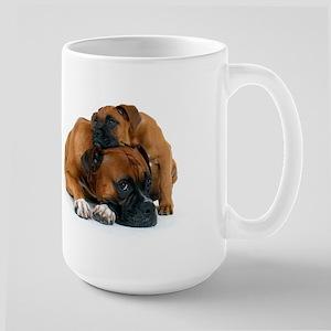 Boxer 3 Large Mug