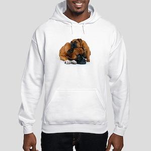Boxer 3 Hooded Sweatshirt
