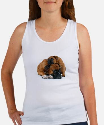 Boxer 3 Women's Tank Top