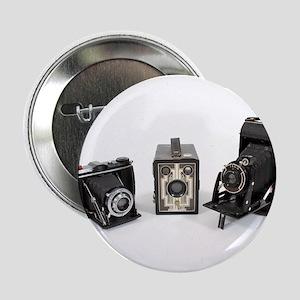 """Retro Cameras 2.25"""" Button"""