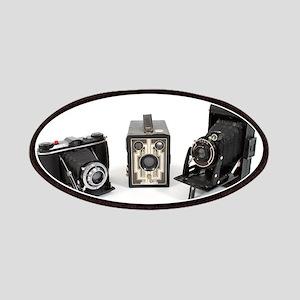 Retro Cameras Patches