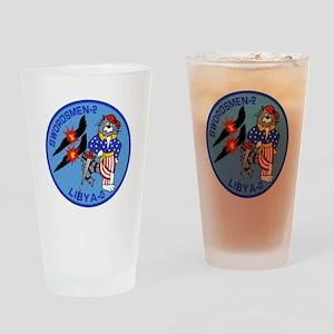 VF-32 Swordsmen Drinking Glass