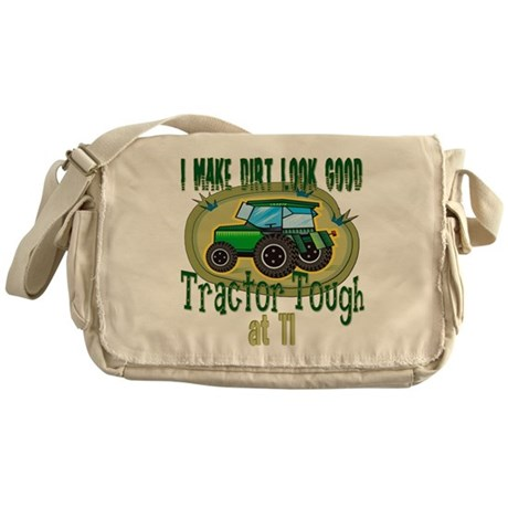 Tractor Tough 11th Messenger Bag