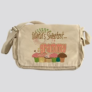 World's Sweetest Grammy Messenger Bag