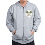 Outlands Entertainer's Guild Zip Hoodie