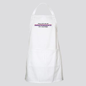 Occupational Therapy BBQ Apron