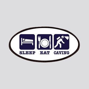 Sleep Eat Caving Patches