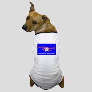 No Surrender Dog T-Shirt