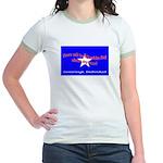 No Surrender Jr. Ringer T-Shirt