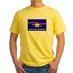 No Surrender Yellow T-Shirt