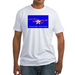 No Surrender Fitted T-Shirt