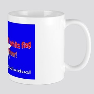 No Surrender Mug
