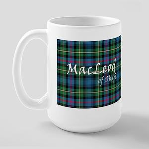 Tartan-MacLeodSkye 15 oz Ceramic Large Mug