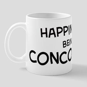 Happiness is Concord Mug