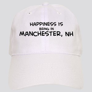 Happiness is Manchester Cap