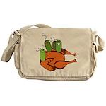 Salmonella Party Messenger Bag