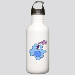 Bacteria Phagocytosis Stainless Water Bottle 1.0L