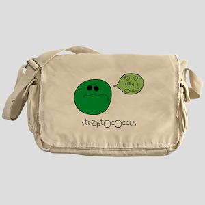 Streptococcus Messenger Bag
