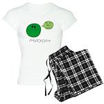 Streptococcus Women's Light Pajamas