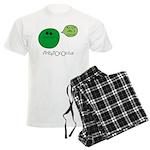 Streptococcus Men's Light Pajamas