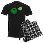 Streptococcus Men's Dark Pajamas