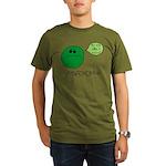 Streptococcus Organic Men's T-Shirt (dark)