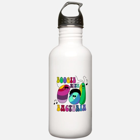 Boogie with Bacteria Water Bottle