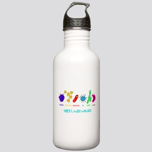 Most Wanted Stainless Water Bottle 1.0L