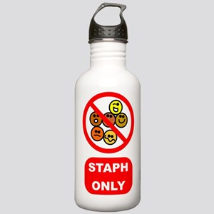 Staph Only Stainless Water Bottle 1.0L