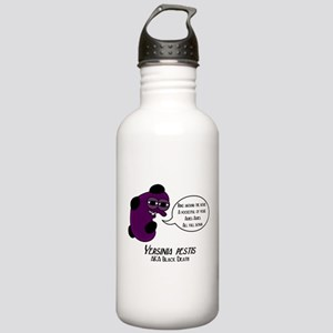 Black Death Stainless Water Bottle 1.0L