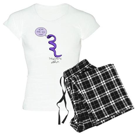 Syphilis Women's Light Pajamas