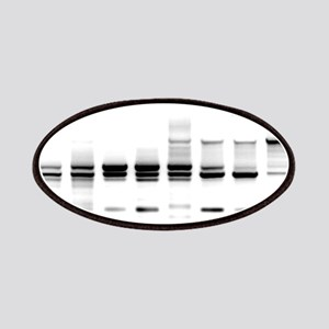 DNA Gel B/W Patches