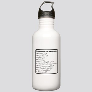 Don't Ask a PhD Stainless Water Bottle 1.0L