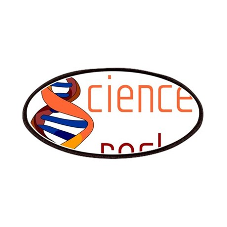 Science Rocks Patches