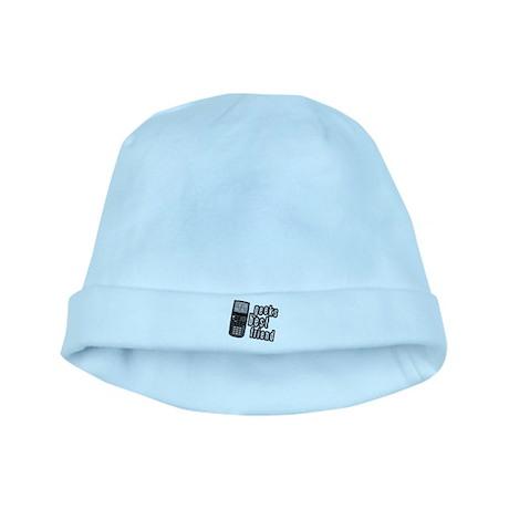 Geeks Best Friend baby hat