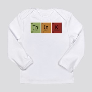 Think Long Sleeve Infant T-Shirt