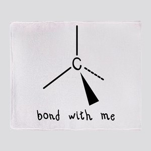 Bond with Me Throw Blanket