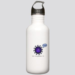 HIV Stainless Water Bottle 1.0L