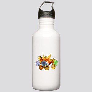 Middle Yeast Stainless Water Bottle 1.0L