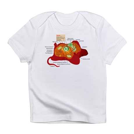 Animal Cell Infant T-Shirt