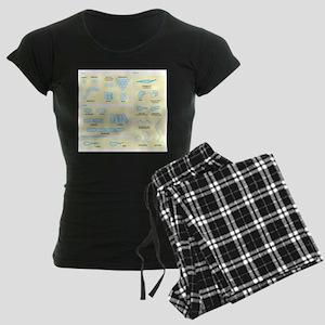 Morphology Women's Dark Pajamas